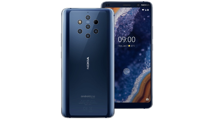 Daftar Smartphone Android Q Nokia
