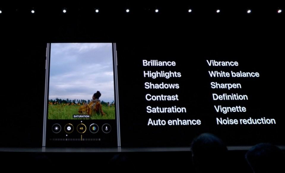 ios 13 aplikasi pengeditan foto