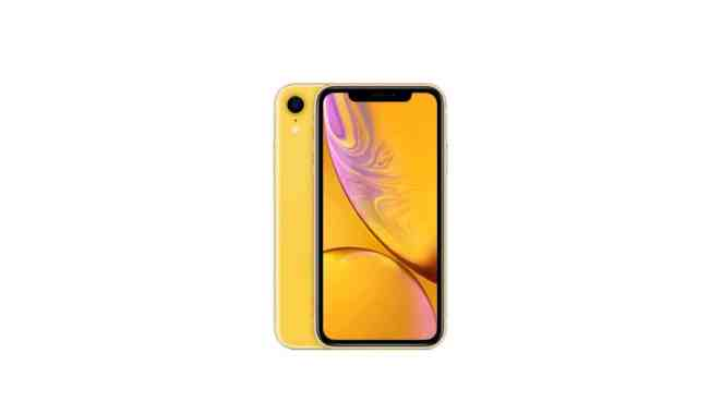 Telefone para jogos Apple iPhone XR
