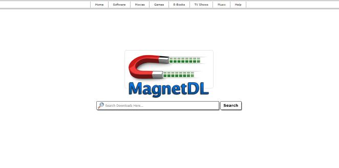 melhores sites de torrent magnetdl.com