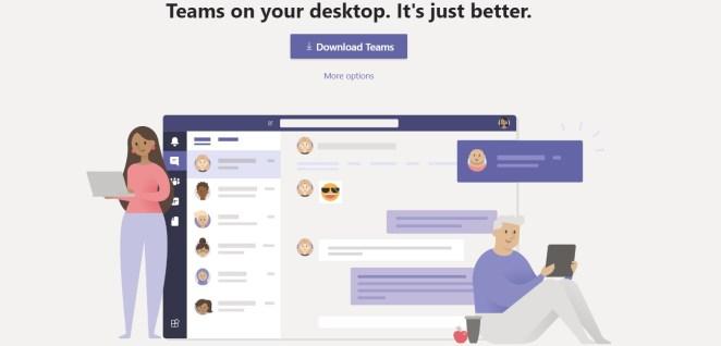 Equipes da Microsoft