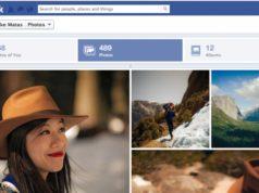 Передача фотографий с Facebook на фотографии Google