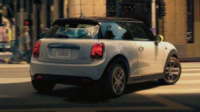 BMW mini electric cheap electric car