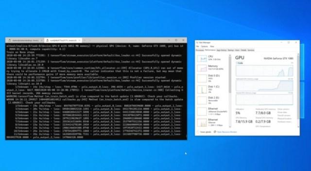 NVIDIA CUDA support for WSL2