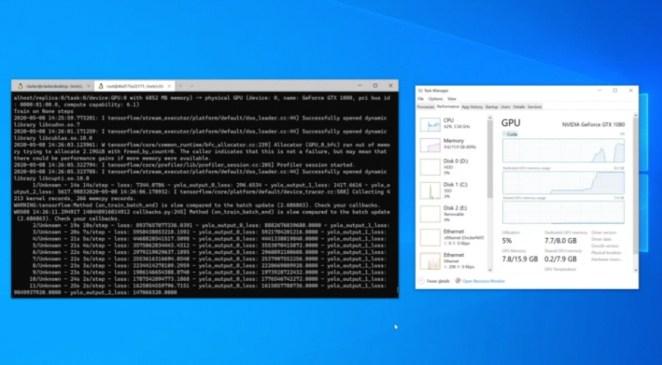 Microsoft anuncia suporte para treinamento de aprendizado de máquina acelerado por GPU no WSL2