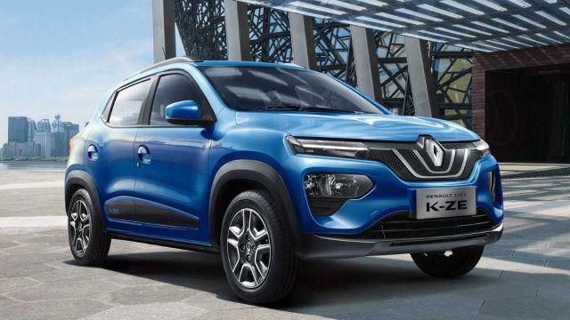Renault City K-ZE cheapest electric car