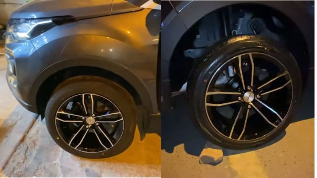 Tata Nexon Alloy Wheels