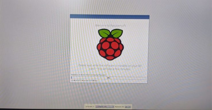 welcome to raspberry pi