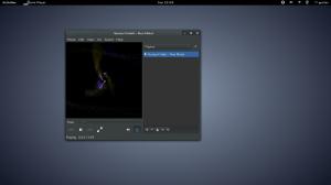 Movie Player on Debian