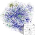 ISP Internet map