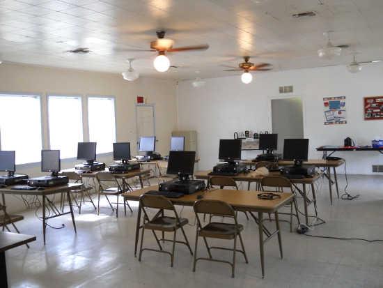 Reglue classroom