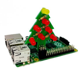 Raspberry Pi tree
