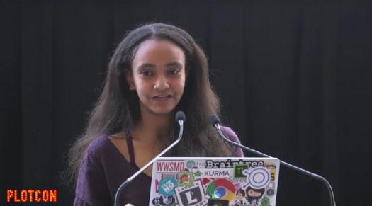 Safia Abdalla Plotcon 2016 nteract