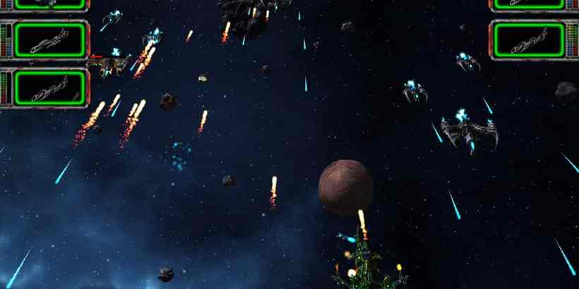 AstroMenace Free 3D Space Shooter PC Game3