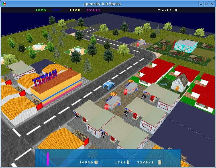 OpenCity-Free-Open-Source-3D-City-Building-Game 2