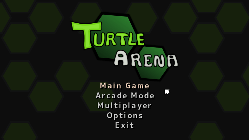 Turtle Arena - a Free Open Source TPS action game based on TMNT