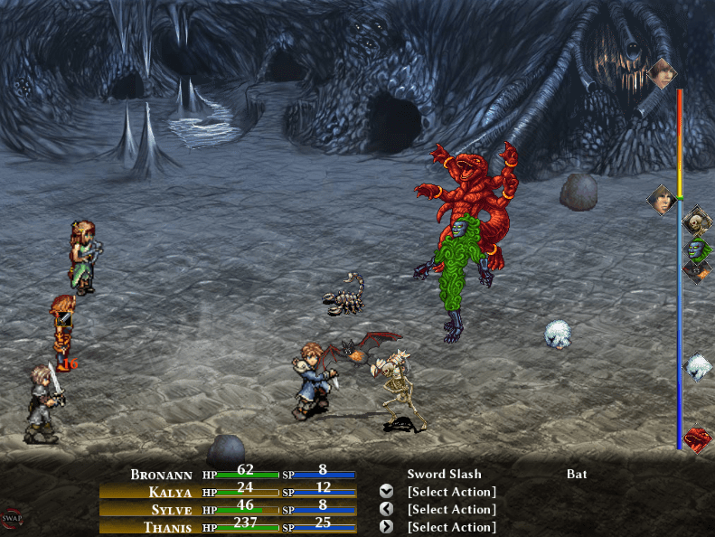 Valyria Tear - Free 2D J-RPG Game with medieval-fantasy theme