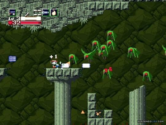 Cave Story - a Free 2D Side Scrolling Action Adventure Platform Game