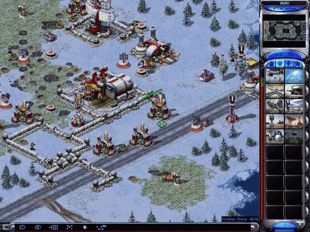 Command & Conquer: Red Alert - Freeware RTS PC Games
