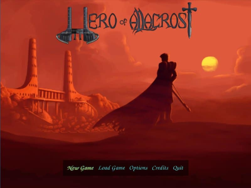 Hero of Allacrost - Free 2D Classic Medieval Theme RPG Game