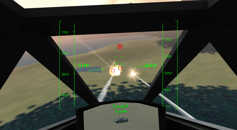 Thunder and Lightning - a Futuristic Action Flight Simulator RTS Game