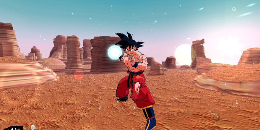 ZEQ2 Lite - a Free Dragon Ball Z Battle Game for PC