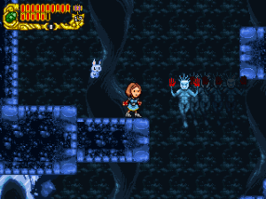 Eternal Daughter - freeware action-adventure game