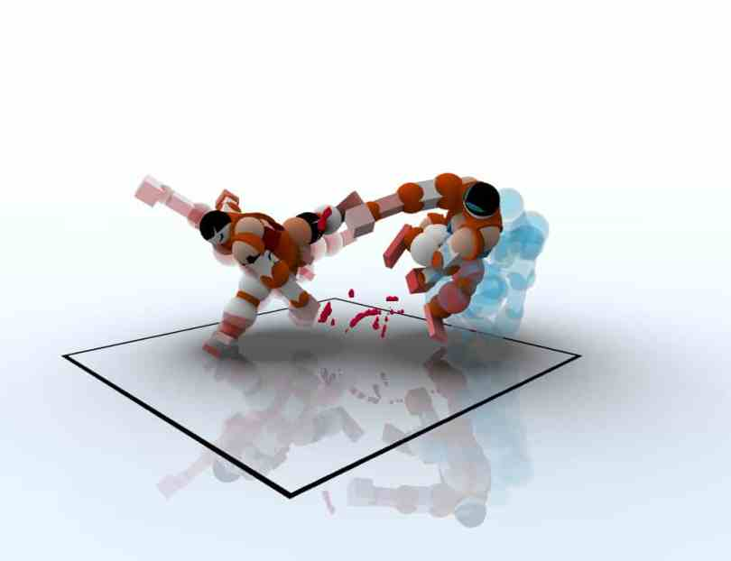 Toribash - 3D Turn Based Martial Arts Game