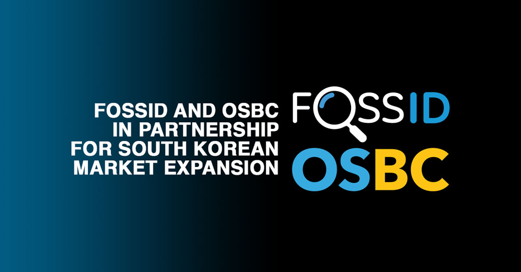 Open Source Software Compliance and Security Vendor FOSSID Launches in South Korea