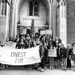 Divest for Wellesley