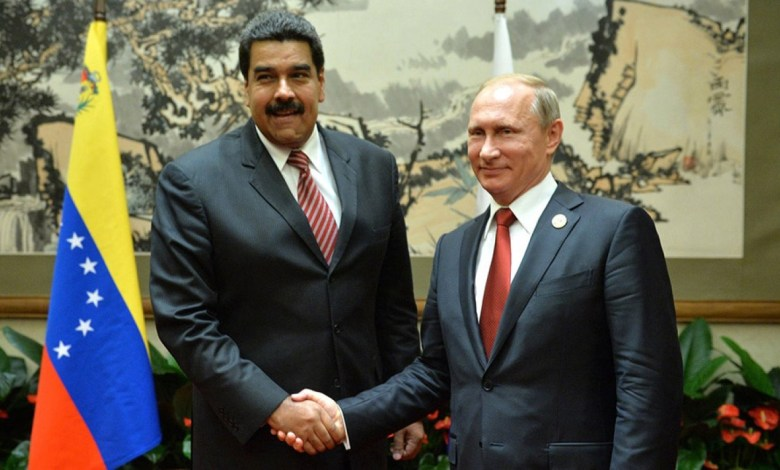 Photo of Russian Influence Over Venezuelan Oil