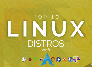 Top 10 Linux Distros in 2018 Fosslovers
