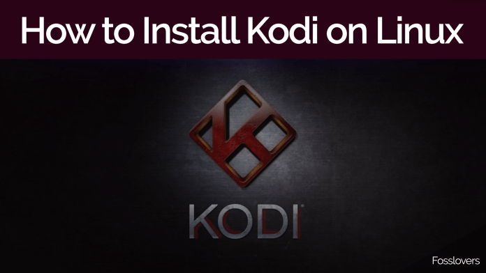 How-to-Install-Kodi-on-Linux
