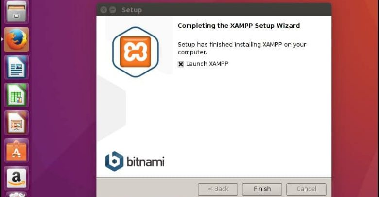 install xampp stack on ubuntu