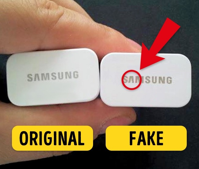 How to Identify Fake and Branded Chargers?