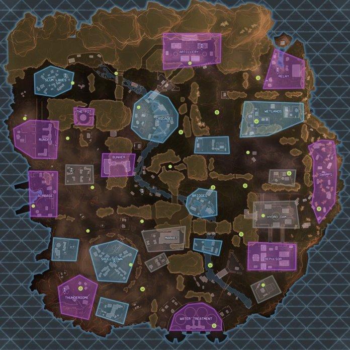 High Tier Loot Locations