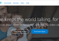 skype_welcome_page