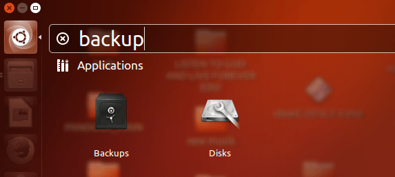 ubuntu backup application