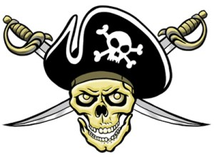 pirate jolly rogger