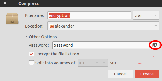 How to Password-Encrypt Compressed Directories on Linux  - Foss Naija
