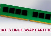 what is linux swap partition
