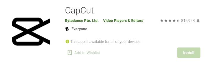 CapCut for Mac