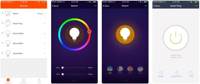 Vivitar Smart Home app PC download