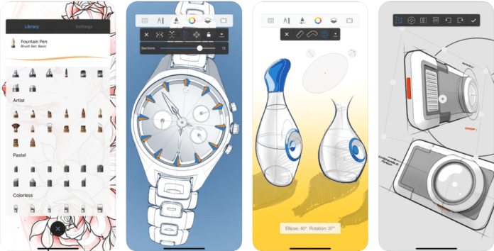 Autodesk SketchBook app PC download