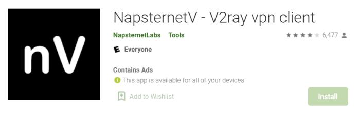 NapsternetV for Mac