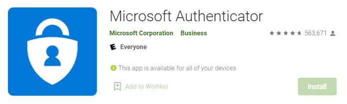 Microsoft Authenticator for Mac