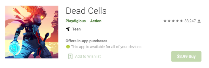 Dead Cells for Mac