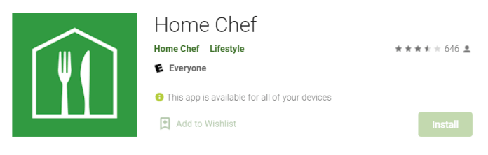 Home Chef for Mac