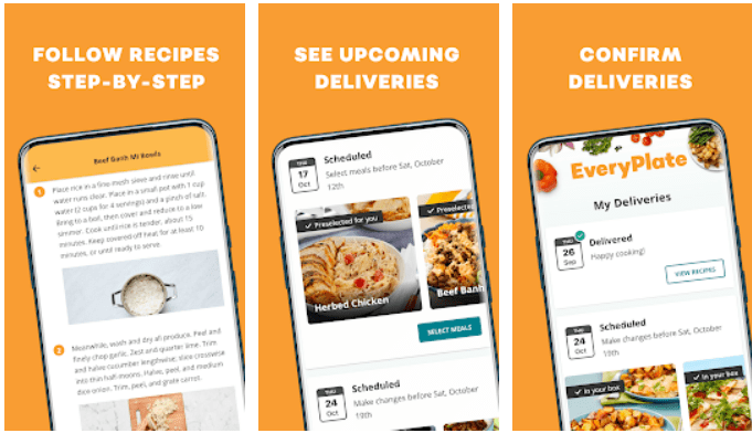 EveryPlate app PC download