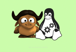 What are the components of a Linux distrubtion?